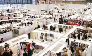 Premiere vision Paris Exhibition Hall